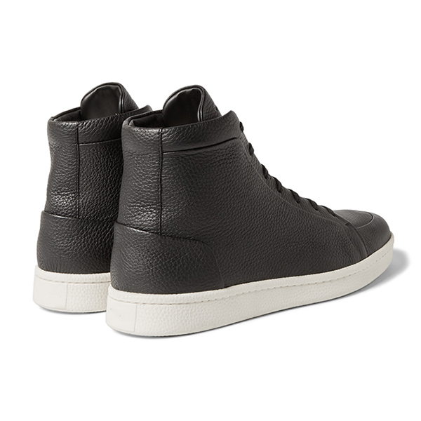 Black High Top Sneakers (5)