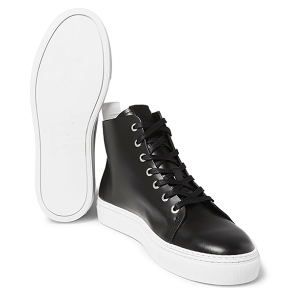 Best Cheap Black Womens High Top Sneakers (3)