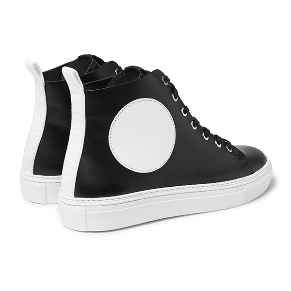 Best Cheap Black Womens High Top Sneakers (4)