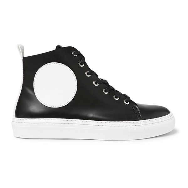 Best Cheap Black Womens High Top Sneakers (5)