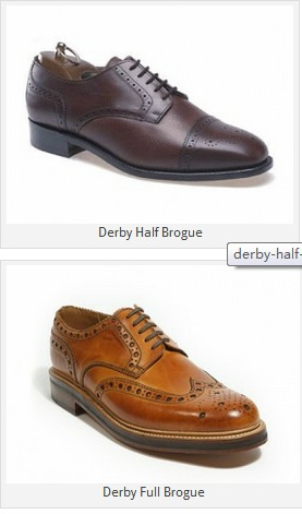 Derby Brogues