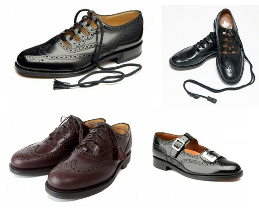 Ghillie Brogues