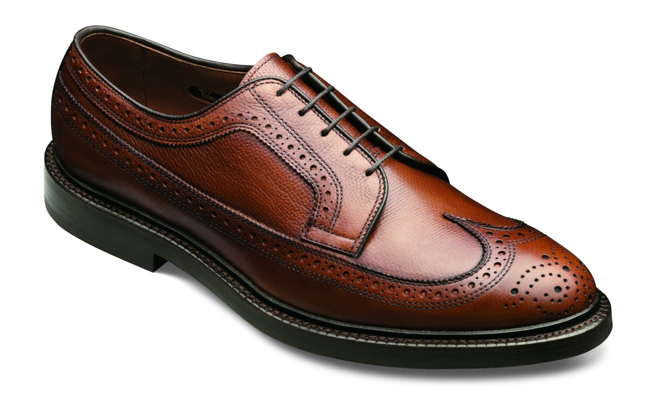 Longwing brogues