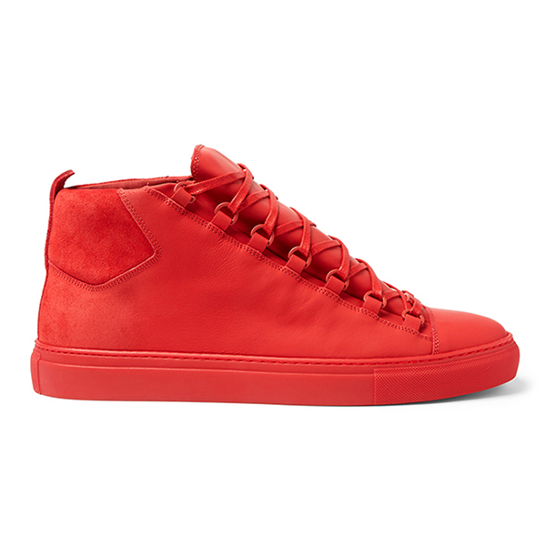 Red High Top Sneakers (4)