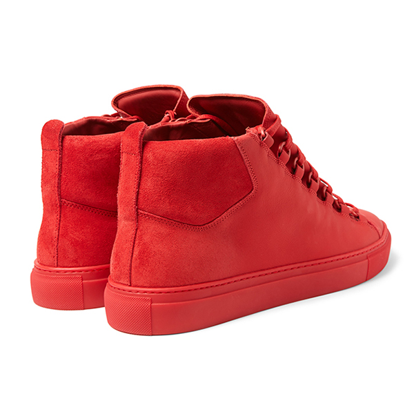 Red High Top Sneakers (5)