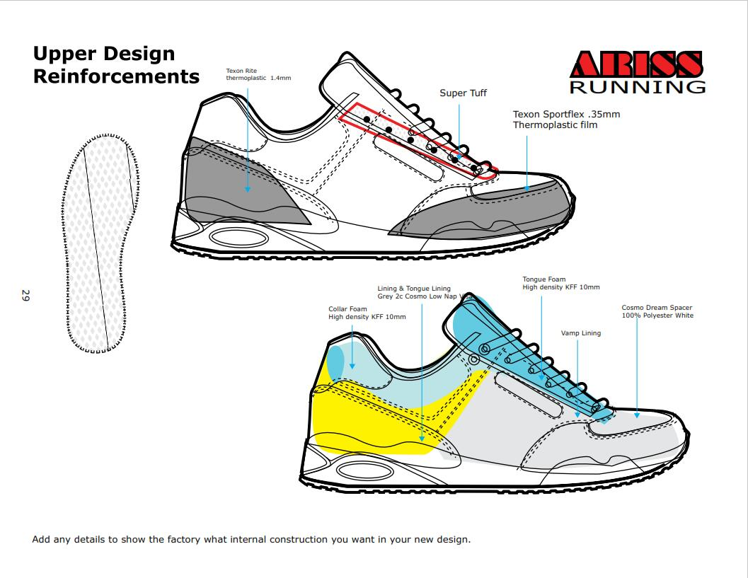 shoe development 08