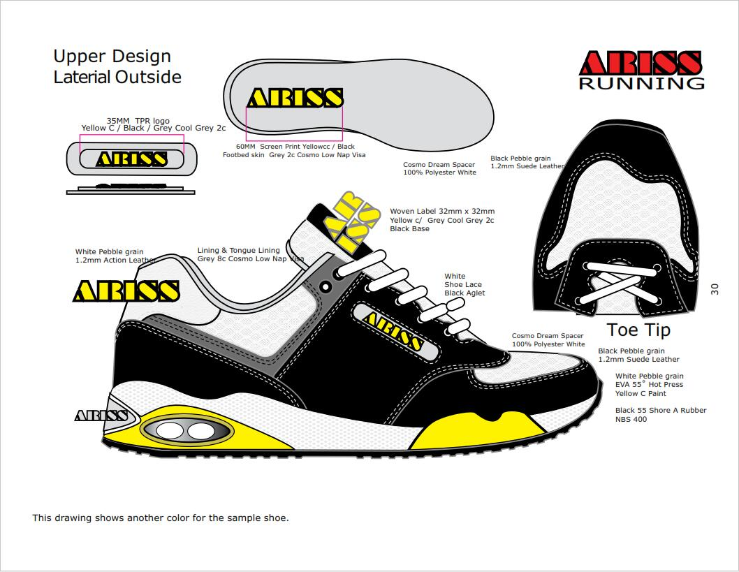 shoe development 09