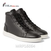 Black High Top Sneakers