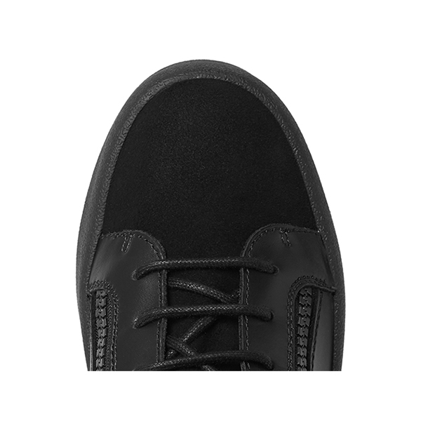 Black Low Top Sneakers (6)