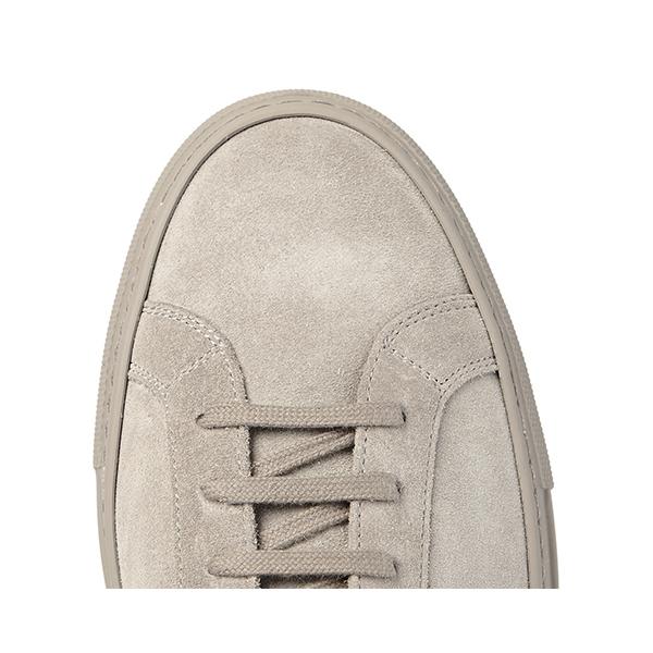 Suede Low Top Sneakers (6)
