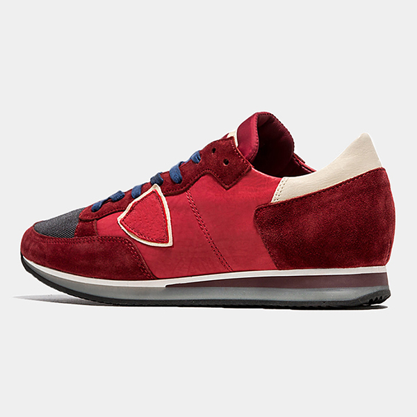 Red Low Top Sneakers (3)