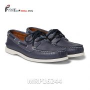 New Arrival Navy Leather Calzado Casual Men Boat Sailing Shoes