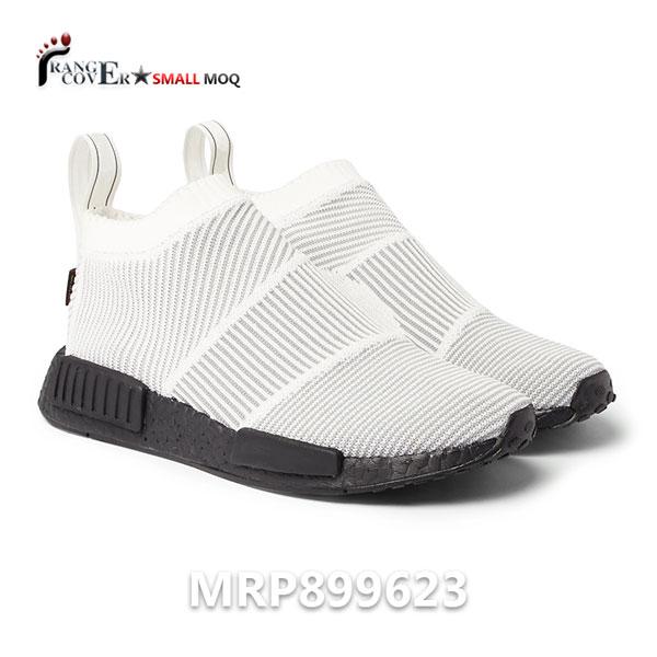 White Chaussures De Sport Running Shoes Men Mesh Sport Shoes