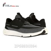Footwear Factory Black Lightweight Running Sports Shoes OEM In China