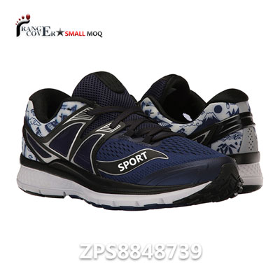 Jinjiang Factory OEM ODM Custom Print Sport Shoes Men Sneakers